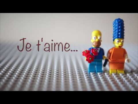 Simpson - Sweet love take life (Lego stop motion)