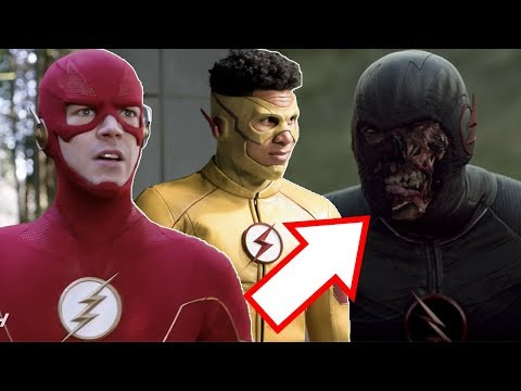 Black Flash Returns?! The Flash & Kid Flash Vs Reverse Flash! - The Flash Season 6
