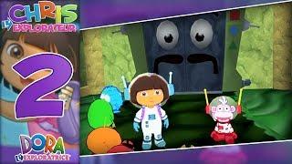 Dora L'Exploratrice Voyage sur la Planète Violette - Episode 2 -  Une Porte A Moustache ?!