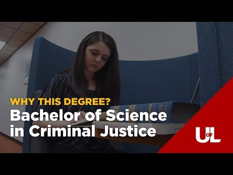 Online B.S. in Criminal Justice: Faculty Testimonial & Program Overview