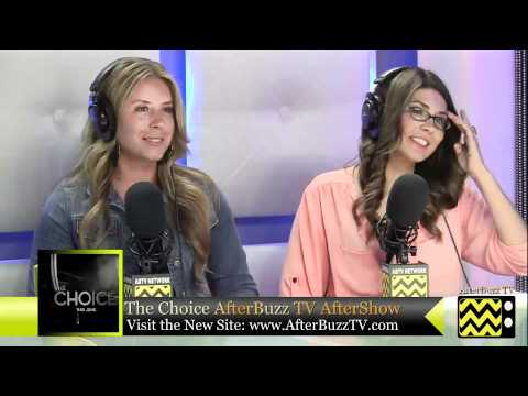 The Choice  After Show  Season 1  Episode 4 | AfterBuzz TV