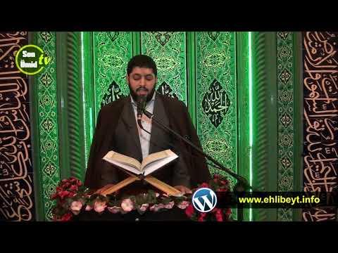 Hacı Rahib Peyğəmbərin (s) mövlud günü ilə bağlı Quran tilaveti