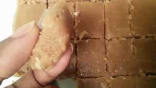 Almond Butter Fudge Recipe (peanut Butter Alternative)