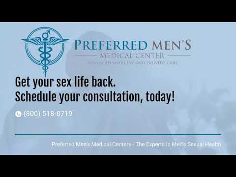 Preferred Men's Medical Center  -  Erectile Dysfunction Clin