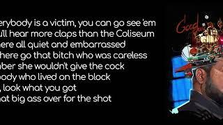 Ice Cube - Look Who's Burnin' Lyrical Video