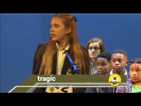 2018 Mobile County Regional Spelling Bee