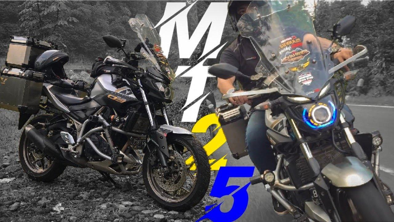 Review Update Modifikasi Mt 25 Adventure Touring