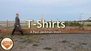 T-shirts - A Paul Jackman Short