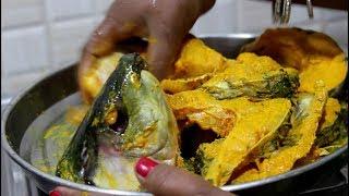 फिश फ्राई बनाने की विधि - फिश फ्राई कैसे बनायें - मछली फ्राई रेसिपी | machli fry