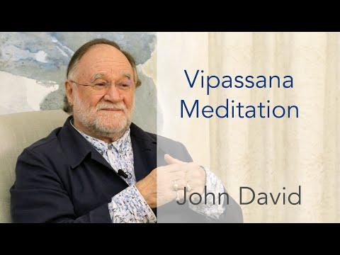 Vipassana Meditation • John David Satsang