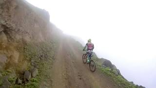 Mountain Bike Downhill en Lima / GOPRO / Perú