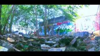 INDO GRAFFTIVI - GHOST AND ALIAS3 NME (Never Mind Enemy) from Makassar