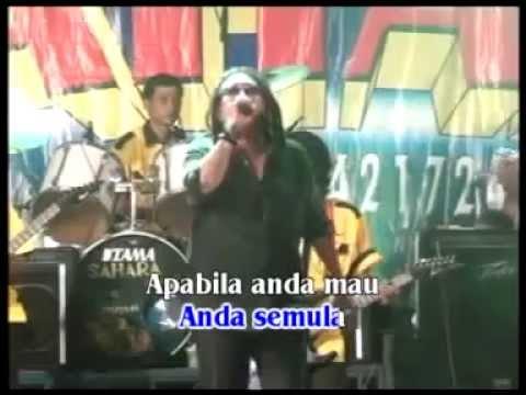 New SAHARA - Awet Muda - Karaoke