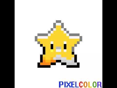 Pixel Etoile