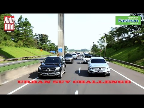 Komparasi 10 SUV Pilihan Auto Bild Indonesia Supported by Pertamina Fastron
