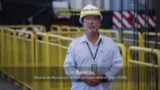 InnovWeek - ENGIE - Sendiment Removal System at Hydro Power Plant Jirau