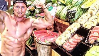 Shredded durch richtiges Essen! Die 10 besten Fitness Lebensmittel