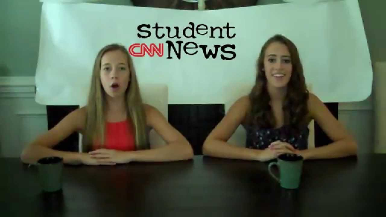 CNN Student News Project