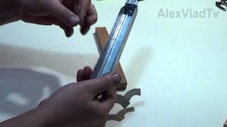 Жесткий диск - реинкарнация. Магнитный держатель для ножей. Magnetic knife holder.(Как изготовить магнитный держатель для ножей с использованием неодимовых магнитов (магниты из жестких..., 2015-12-02T13:10:47.000Z)