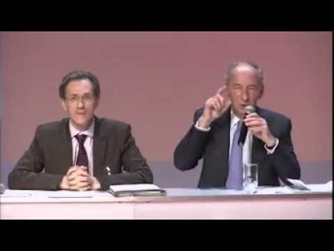 68ème Congrès de la FNSEA - Table Ronde sur l'avenir de la construction européenne