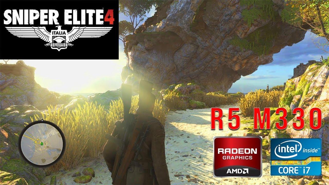 Rocket League AMD Radeon R5 M430 / M330 / Radeon 520 2GB