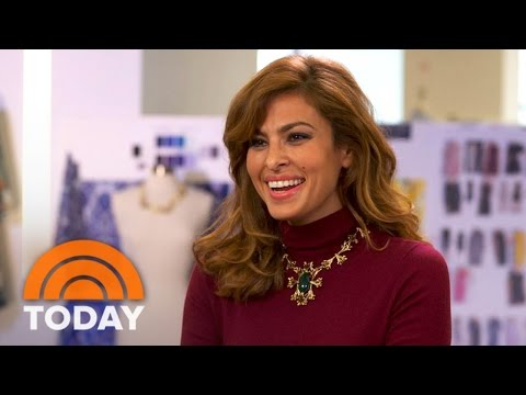 Eva Mendes Talks Heritage, Ryan Gosling Changing Diapers  TODAY