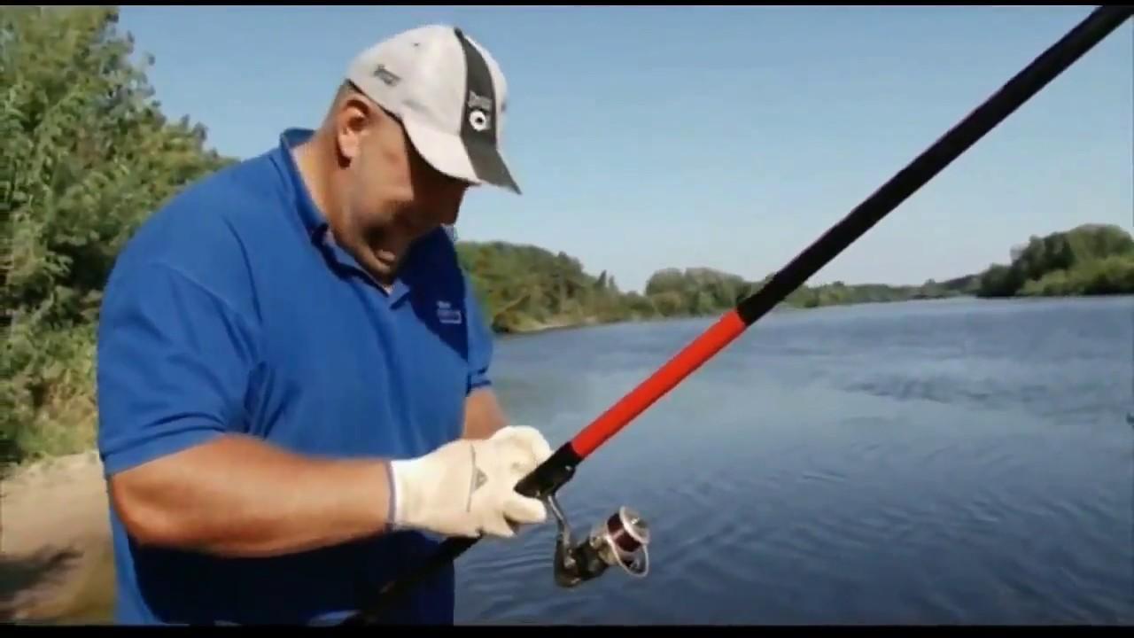 Ловля белой рыбы с Нормундом Грабовскисом