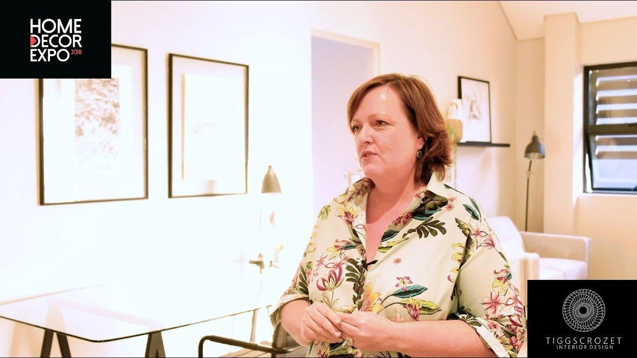 Tiggs Crozet Interior Design At The Home Decor Expo 2018 Youtube
