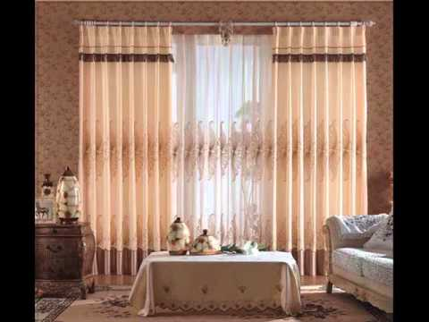 Modern Windows Curtains | Modern Window Treatments - YouTube