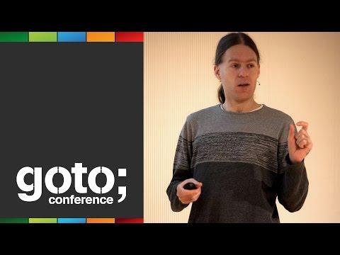 GOTO 2016 • Conflict Resolution for Eventual Consistency • Martin Kleppmann