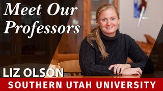 Meet Our Professors: Liz Olson, Anthropology