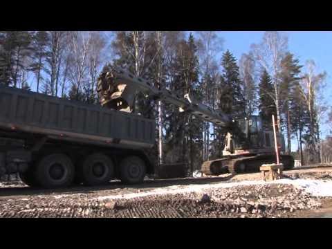 Gradall (construction, mining, industrial, rail road)