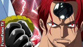 "One Piece - RED-HAIR Shanks Has the Strongest Haki Confirmed?! ""GOD'S HAKI"""