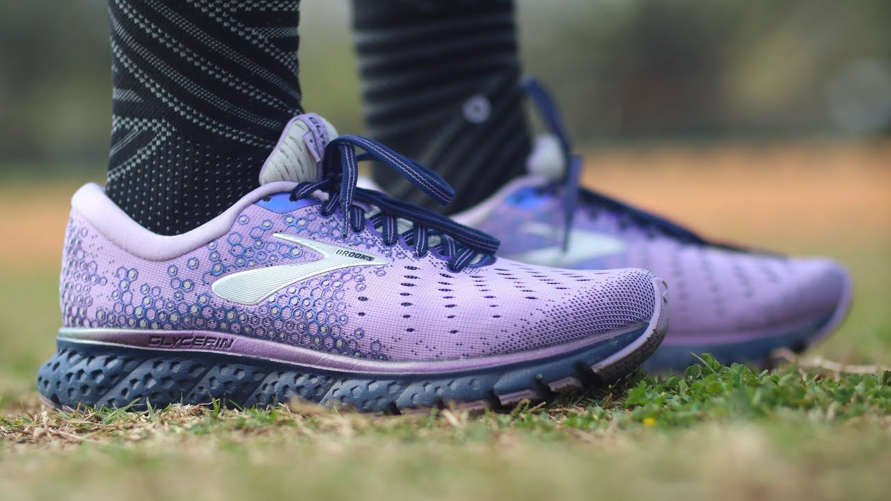 Brooks Glycerin 17 REVIEW (High