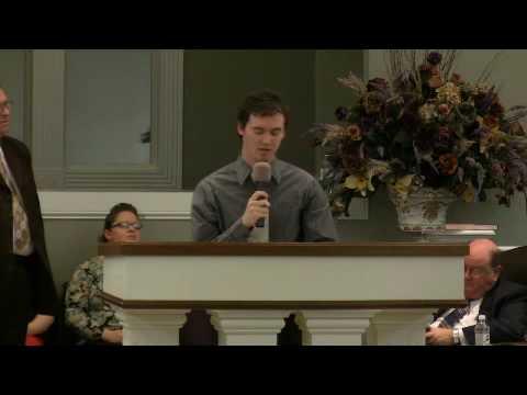 Wentzville Cornerstone Apostolic Church Camden Bettey singin