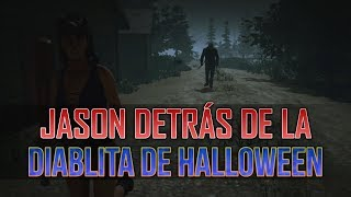 Friday the 13th | Jason detrás de la diablita de Halloween | Tiffany Gameplay