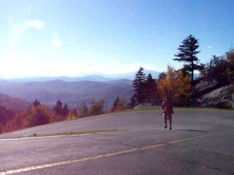 Forrest Gump Running Scene Locations