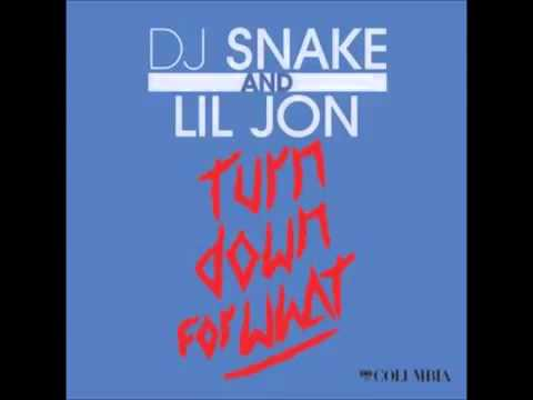 Turn Down For What   Lil Jon Ft  Juicy J, 2 Chainz, French Montana, Pitbull & Ludacris MegaMix