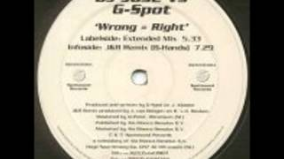 DJ Jose vs G-Spott - Wrong is Right (Housenegro Rmx).wmv
