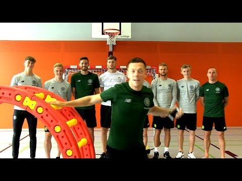 Celtic FC - 🏀 Hoops ⛹️ Shoot Hoops🏀