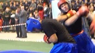 видео спас рукопашный бой