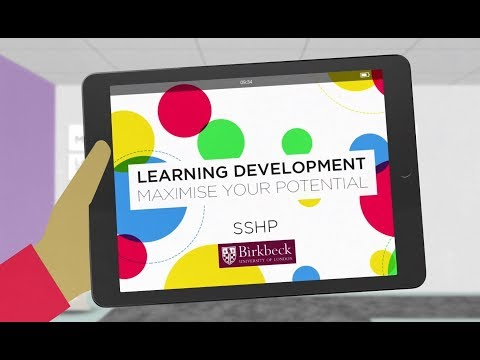 Learning Development - School of Social Sciences, History and Philosophy