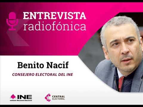 En el presupuesto a partidos el INE solamente es intermediario: Benito Nacif en El Heraldo