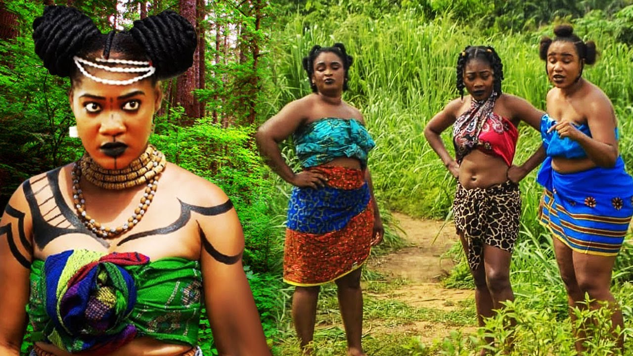 Download The Lost Princess & The Forest Maidens - African Movies|Latest Nigerian Movies 2020