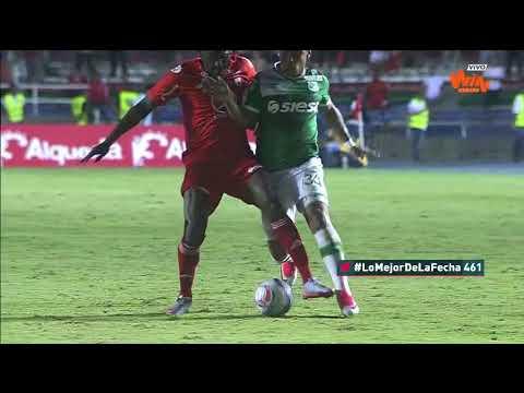 América de Cali 0 - 1 Deportivo Cali.  Fecha 10 Liga Aguila 2017–II – Win Sports