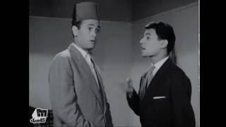 فتى أحلامى   فيلم العربي   بطولة عبد الحليم حافظ و عبد السلام النابلسي
