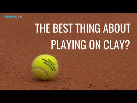 Nadal, Dimitrov, Goffin, Thiem & Zverev: the best & worst things about clay