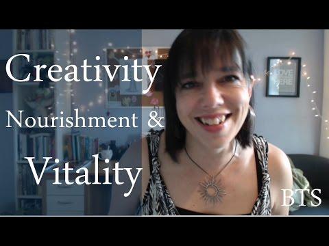 Creativity, Nourishment & Vitality: Behind the Scenes at the Studio