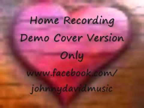 Thank You For Loving Me , Home Recording Demo Cover Take 1