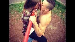 perfect two ♥ Cute Couple Workout ♥ Streetworkout ♥